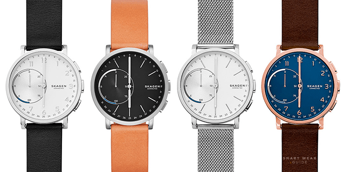 Skagen Hagen Connected Colors
